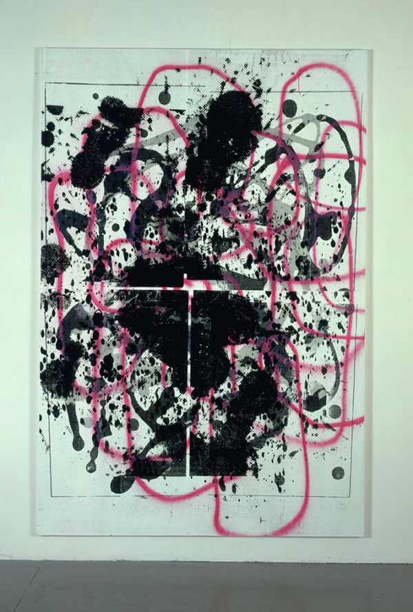 CHRISTOPHER WOOL_UNTITLED