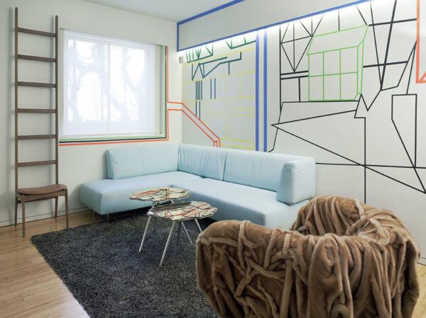 NEW Hotel Artwork Junior Suite