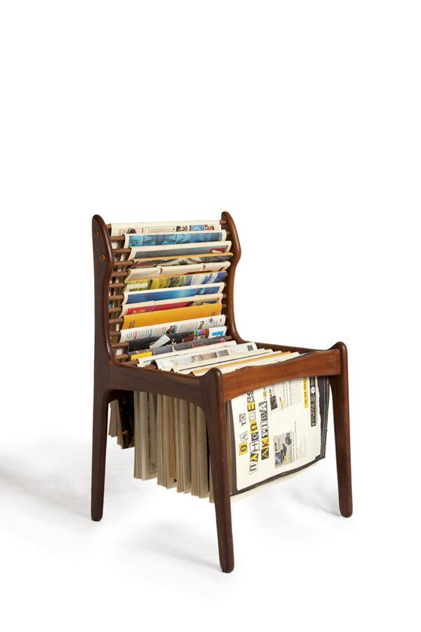 Newspaper Chair-1
