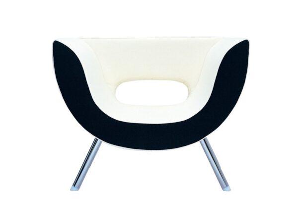 Spline armchair
