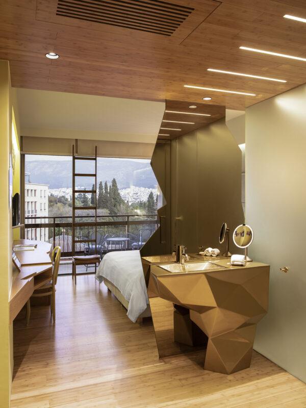 Luxury Kolonaki Hotel Athens (18)