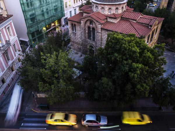 Luxury Kolonaki Hotel Athens (19)