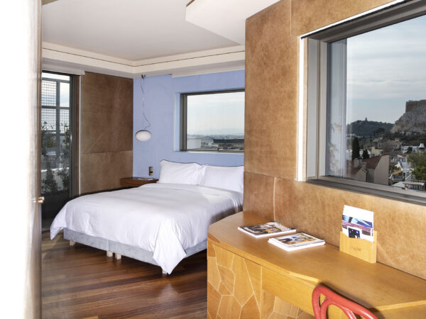 Luxury Kolonaki Hotel Athens (39)