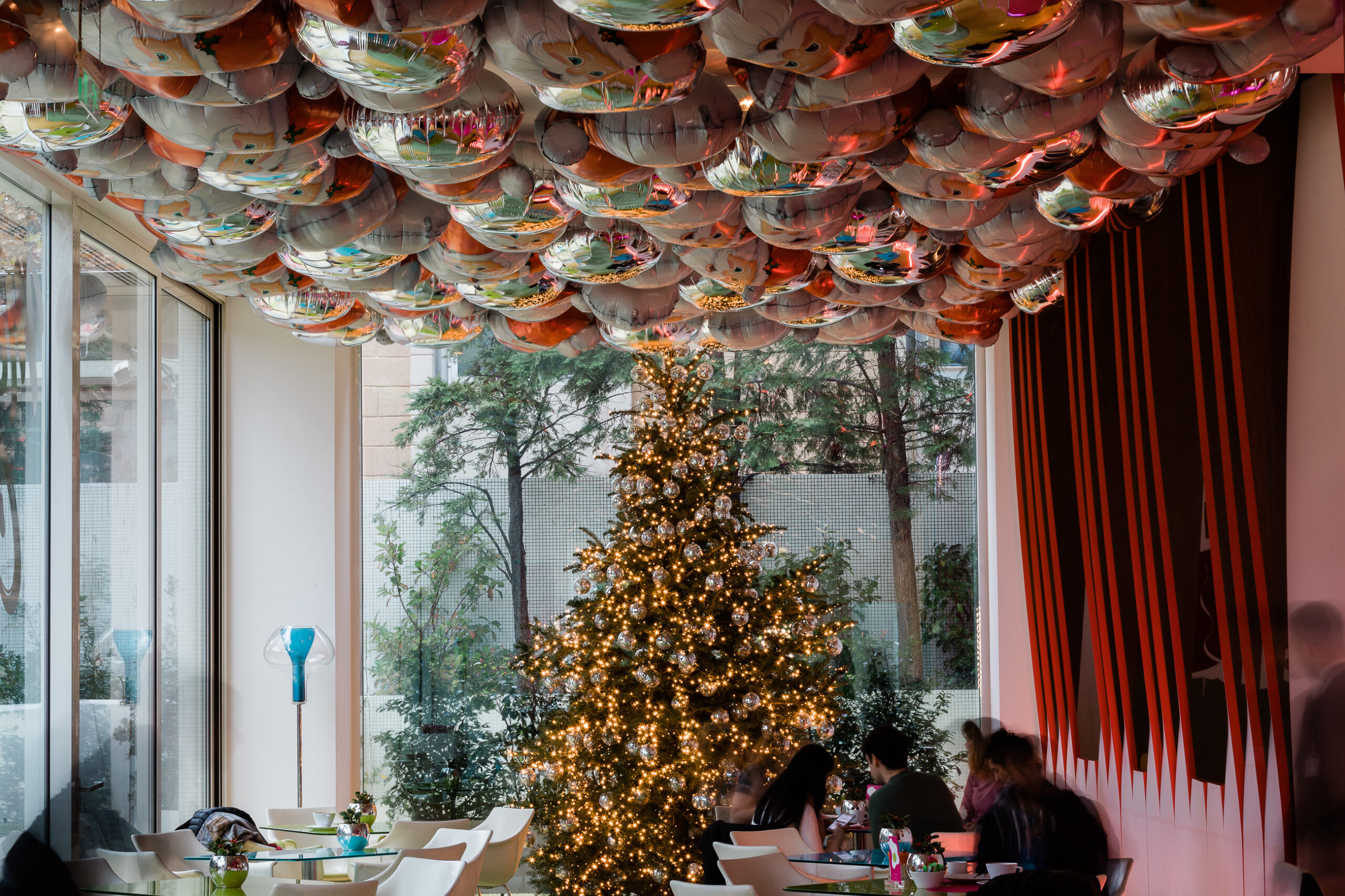 Find The Holiday Spirit In Athens